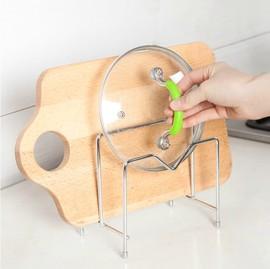 菜刀架厨房用品置物架菜板架菜板架刀具收纳架砧板架不锈钢锅铲架