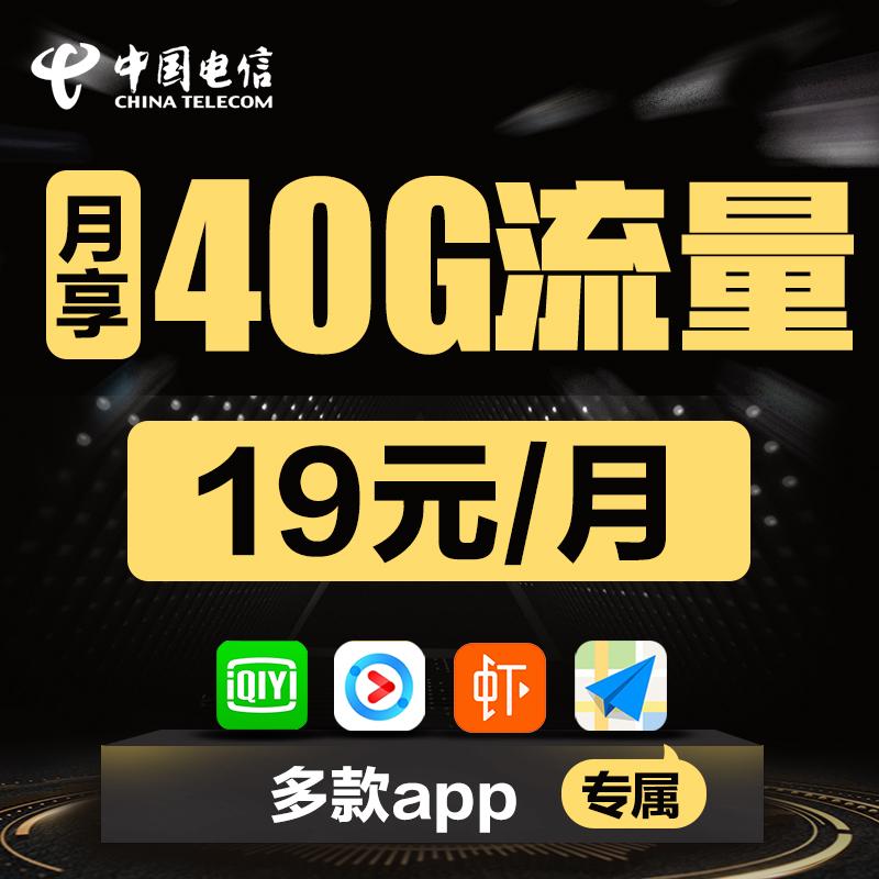 广东深圳电信日租卡米粉卡手机号无线流量4g上网卡全国通用Y