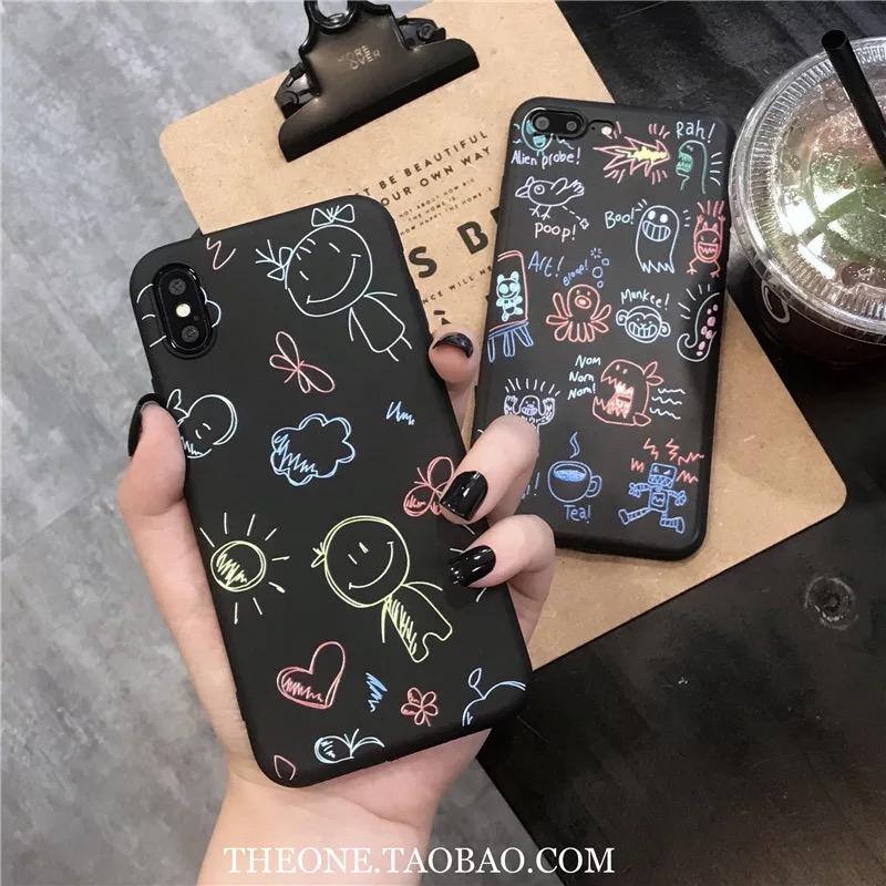 满49.00元可用29.1元优惠券2019新款苹果x卡通iphonexr手机壳