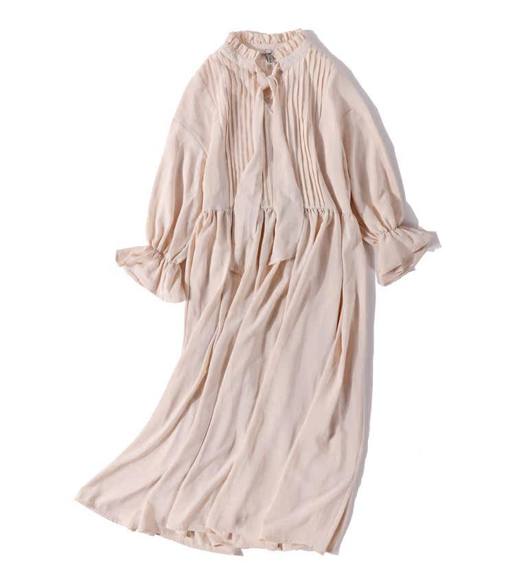 2018夏装新款甜美淑女连衣裙女装套装不规则气质套裙矮个子修身潮