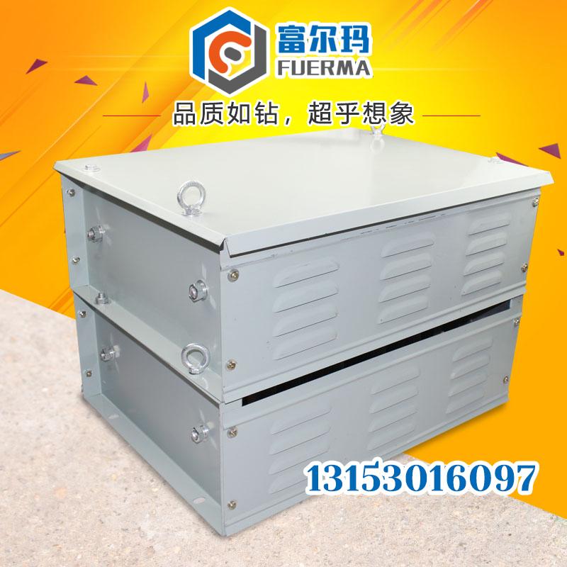 塔機電阻箱 塔吊配件YZR3.7KW雙/單層電阻箱 塔機配件 5.5KW 熱銷