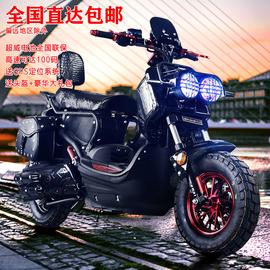 72V祖玛电动车改装96V高速电瓶车踏板摩托大功率电摩酷车60V机车