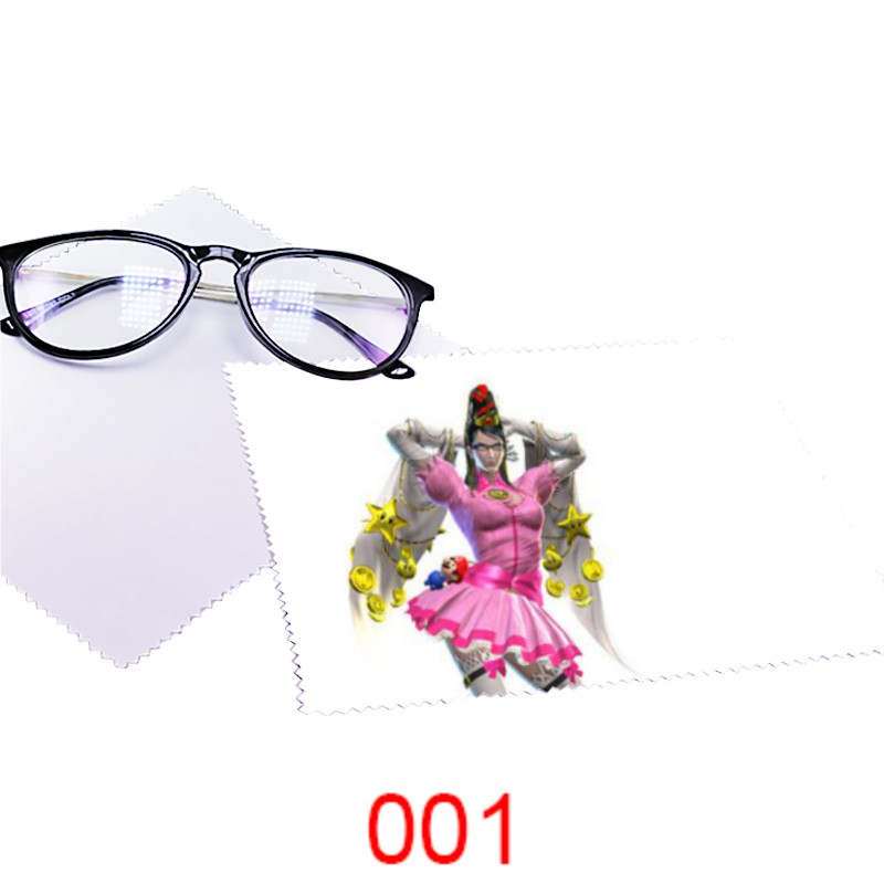 Three pieces of hunting Angel witch glasses cloth multi functional microfiber computer mobile phone screen protection 1936