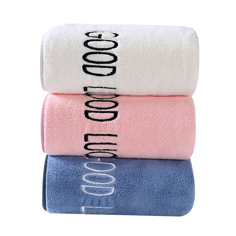 浴巾比纯棉吸水强柔软加大加厚成人男女情侣家用毛巾儿童学生网红