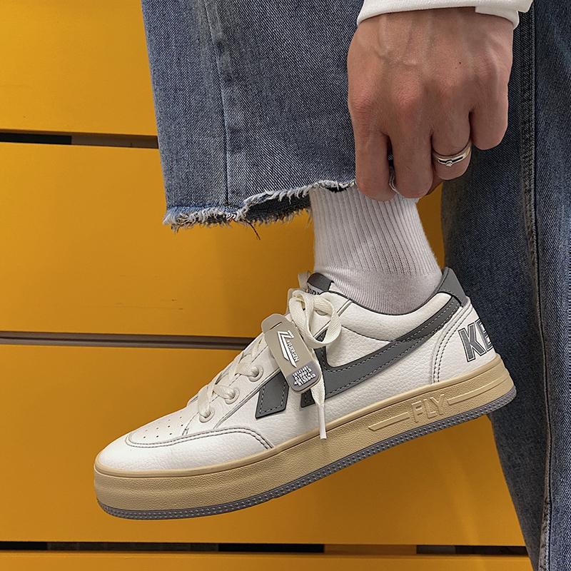 鞋子男潮鞋2021春夏新款低帮休闲鞋男网红男女学生运动板鞋小白鞋