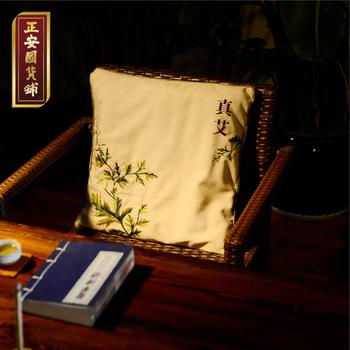 正安国货铺 正安中医 艾草坐垫 蕲艾绒椅垫沙发垫汽车办公室靠垫