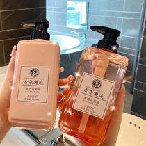 小红书推荐洗发水护发素沐浴露套装香味持久留香去屑止痒控油膏女
