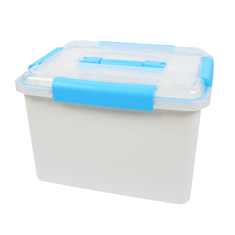 多层大号家用手提医药箱儿童药品收纳盒家庭塑料小医疗箱急救箱