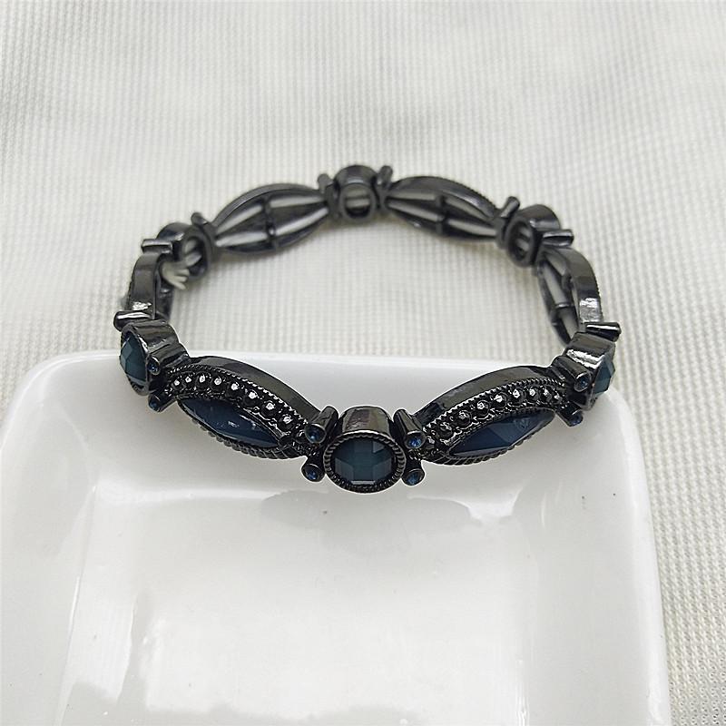 A74 Qingdao jewelry foreign trade European and American original single jewelry womens new elastic bracelet bracelet