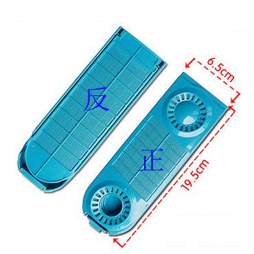 Подходит для фильтров стиральных машин Samsung для полностью автоматическая Принадлежности для мешков с квадратной пластиковой сеткой
