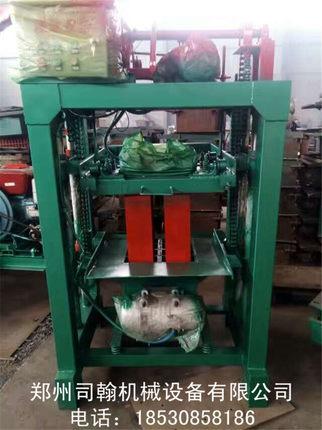 建筑垃圾制砖机 全自动砌块成型砖机 免烧空心砖机 水泥制砖机