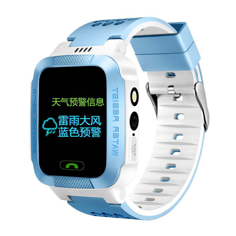 天才小Q三代电话儿童手表智能定位学生男女孩触屏插卡手表手机