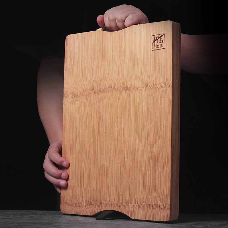 切菜板家用可立防霉抗菌砧板水果板非实木擀面板厨房整竹案板大号