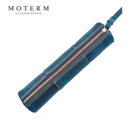 moterm复古ykk金属拉链手工笔袋
