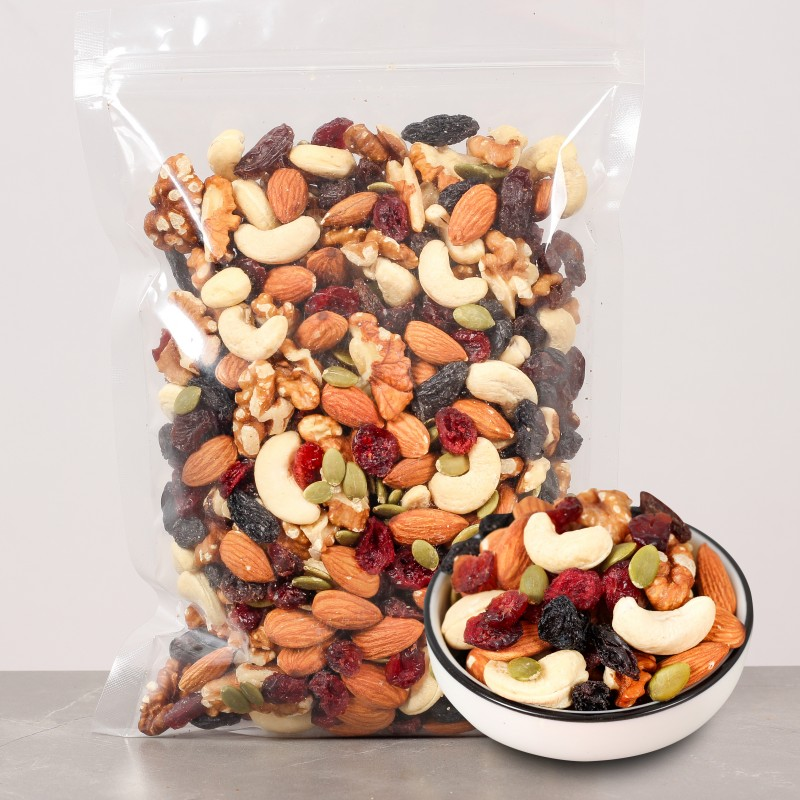 Daily nuts mixed nuts 500g comprehensive assorted nuts bulk dried fruits snow crisp office breakfast snack