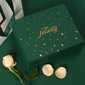 礼物盒子ins风喜糖伴手礼盒网红大号男生款少女心口红包装盒空盒