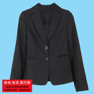 G2000女装西装外套商务修身OL显瘦西服上班面试职业正装工作服