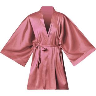 伴娘晨袍女新娘睡袍女春秋 長款性感絲綢浴袍紅色睡衣結婚家居服