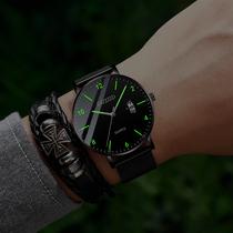2020新款正品牌名牌瑞士马克华菲男士手表陀飞轮十大全自动机械表