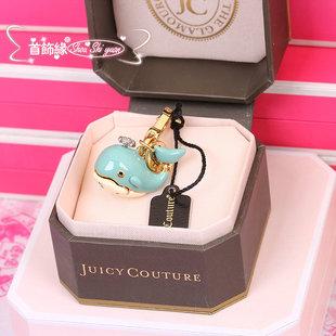 juicy grape可爱珐琅梦见女项链坠
