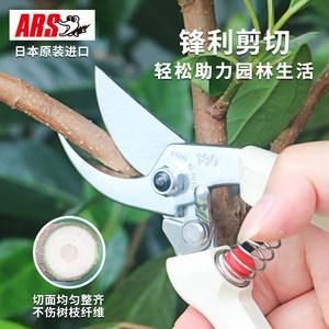日本进口ARS爱丽斯修枝剪爱丽丝剪枝剪刀果树修剪树枝园艺园林剪