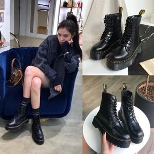 马丁靴女2019