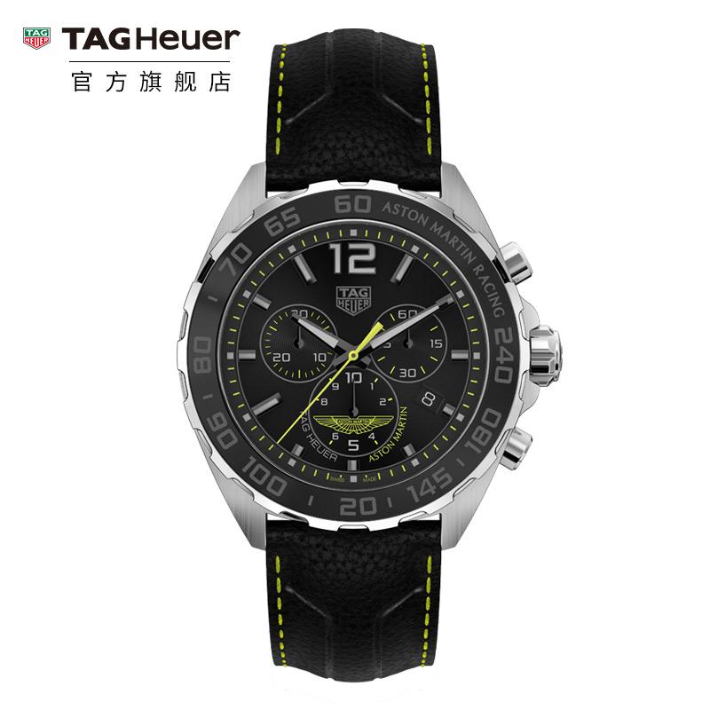 TAG Heuer泰格豪雅阿斯顿马丁特别版男士手表CAZ101P.FC8245