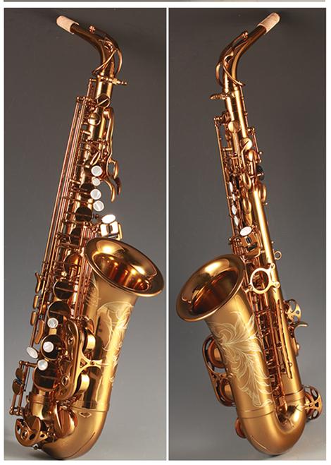 调中音风初学者演奏级通用E降9901法国罗林斯萨克斯乐器正品大人