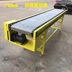 专业不锈钢链板线输送机带特氟龙耐高温传动带烘干线流水线隧道炉