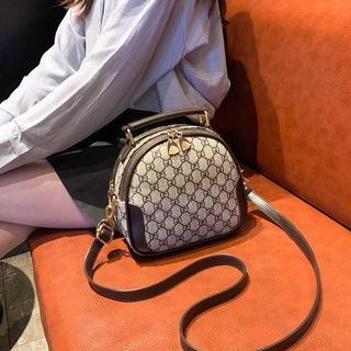 小包包女2020新款韩版时尚高级感百搭洋气单肩包斜挎包小圆包女包