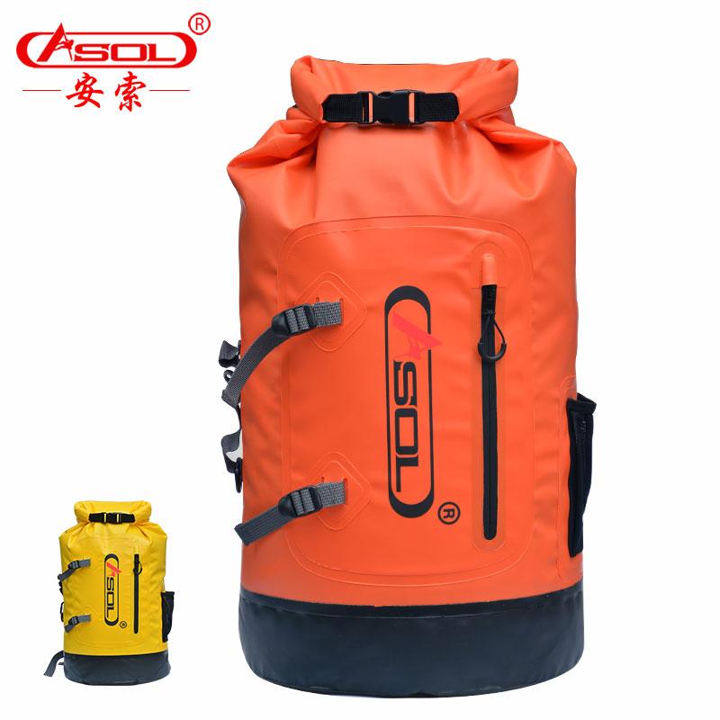 Новый товар новинка Открытый каньон пакет вверх по течению пакет водонепроницаемый пакет Плавающий мешок для хранения пакет тур водонепроницаемый Альпинизм обратно пакет