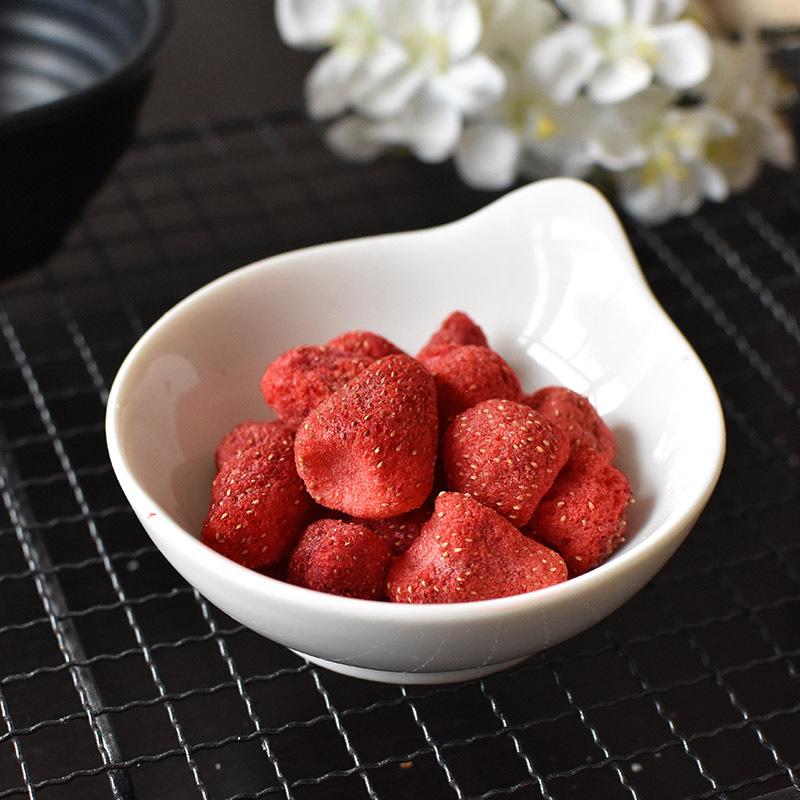 乐�T乐滋草莓脆20g*3包苹果脆冻干草莓脆无添加果脯脆片零食