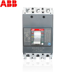 ABB塑壳断路器A1CA2CA3N 63A100A160A200A250A400A630A 空气开关
