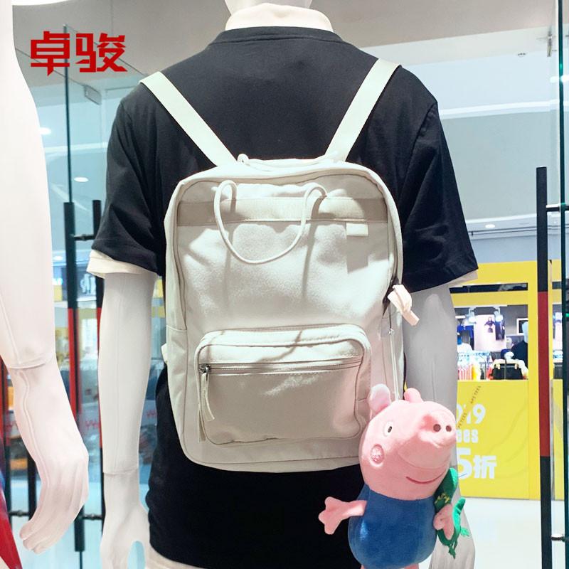 耐克NIKE Tanjun 中性休闲运动双肩包背包书包男女新款BA6097-030