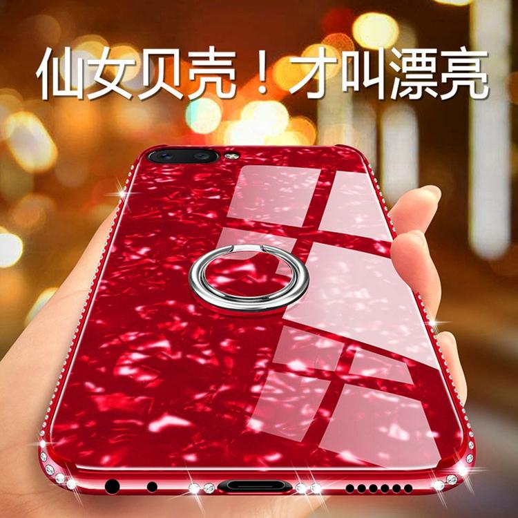 oppor11t手机壳oppo镶钻r11t创意外套oppr玻璃0pp0r女款R11外壳