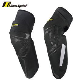 越野摩托车护膝护具冬季保暖防寒防摔骑士机车男赛车护腿骑行装备