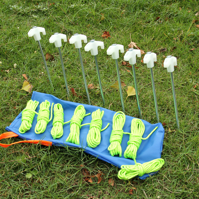 Guide Series Strengthen Bold and Longer Ground Nails 25cm Ground Nails Sky Screen and Ding Ding Outdoor Tent Sky Screen Accessories