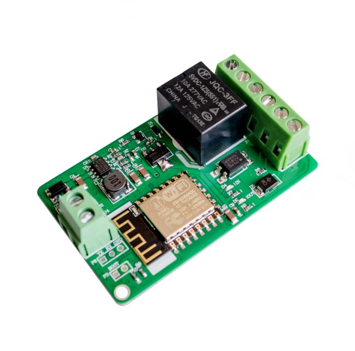 Arrival Green ESP8266 10A 220V Network Relay WIFI Module In,可领取元淘宝优惠券