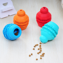 Rubber dog toy dog training ball bite pet Teddy puppy play more bear molars tease dog Miss toys