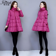 Winter fashion cotton-padded jacket for women in 2019