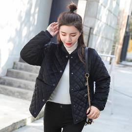金丝绒棉服外套女2019新款韩版宽松加厚小棉袄短款网红冬季棉衣潮图片