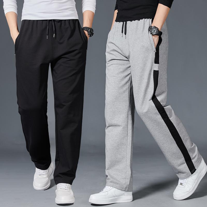 宽松男裤长裤