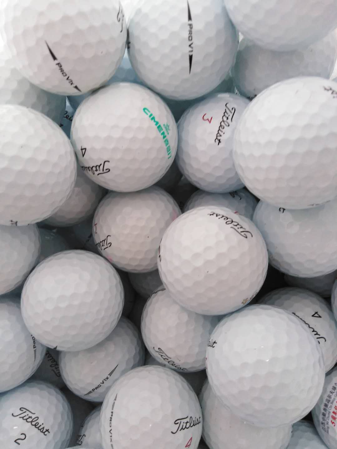 Home indoor and outdoor competition prov1392srixon next practice ball bag post Titleist Golf