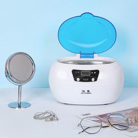 洁盟超声波清洗机洗眼镜机家用手表神器珠宝首饰小型清洁牙科牙套图片