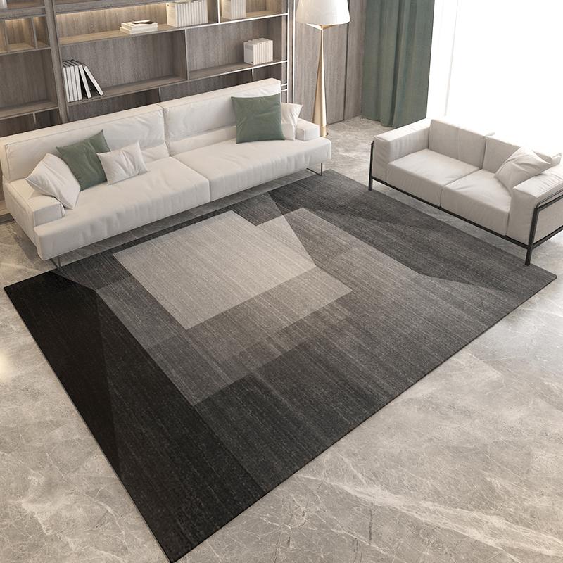 客厅北欧沙发茶几垫现代简约大地毯评测参考