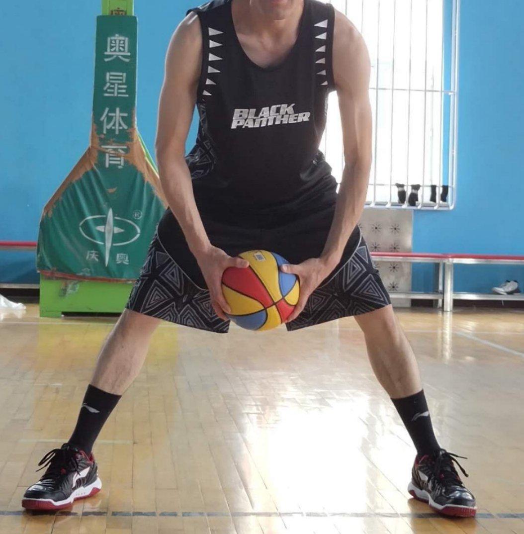 XF安踏黑豹联名款限量版篮球服/套装2019夏季新款篮球套15821207