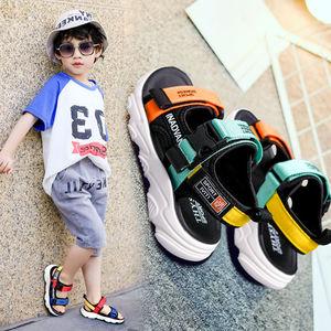 男童凉鞋2020新款夏季中大童男孩年宝宝鞋子软底幼儿小童儿童鞋男