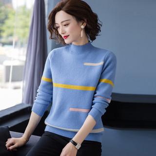 正品女装冬天加绒加厚毛衣女短款一体绒洋气保暖羊绒打底羊毛衫