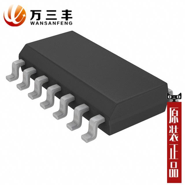 MCP6564-E/SL「IC COMP QUAD 1.8V PP 14-SOIC」