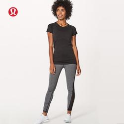 lululemon丨Swiftly Tech 女士短袖圆领 T 恤健身跑步瑜伽服上衣